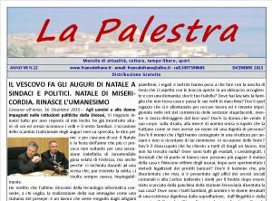 La Palestra - dicembre2015